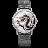 Piaget. Коллекция часов Altiplano: Dragon (Дракон) and Phoenix (Феникс)